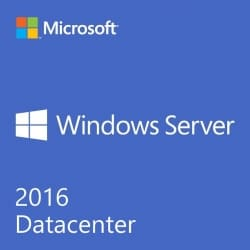 Windows Server Datacenter 2016 64Bit 16 Core PL